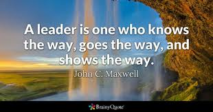 Quotes About Leaders