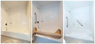 bathtub step 3 step bathtub shower bathtub steps with handrail