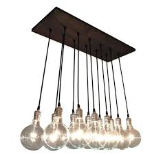 industrial chic lighting. 12 Pendant Industrial Chic Chandelier Click Here To Enlarge Lighting