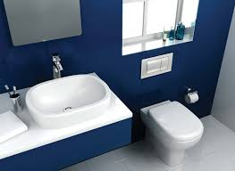 Dark Blue Bathroom Best 20 Blue Bathroom Interior Themes Orchidlagooncom