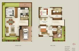 duplex house floor plans indian style modern
