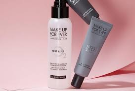 pics of makeup forever setting spray makeupalley