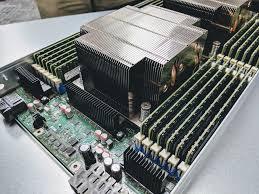 Heatsink Comparison Chart Update To The Intel Xeon Platinum 9282 Gromacs Benchmarks Piece