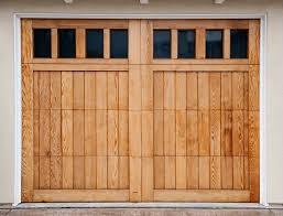 wooden garage doorsbrown best wooden garage doors  Beautiful and Elegant of Wooden