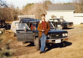 the cars family on the web part  chevy luv chuck schmitt