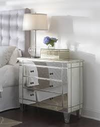 bedroom with mirrored furniture. 53 Most Splendid Small Bedside Table Mirrored Drawers Cheap Furniture Flair Bedroom With A