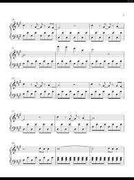 Easy piano sheet music with letters havana camila cabello easy piano free easy piano sheet music with s love letters sheet music for piano solo v2. Piano Sheet Music Chasing Cars Snow Patrol Piano Sheet