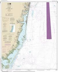 Barnegat Wreck Chart Dive Sites New Jersey Scuba Diving