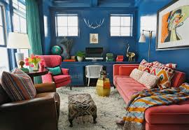 eclectic home office. By Southernc Eclectic Home Office