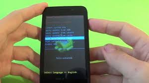 Alcatel One Touch Pixi 3 hard reset ...