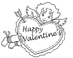 Small Picture Easy Valentine Coloring Pages gobel coloring page