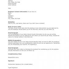 Cover Letter When You Don T Know Name Resume Cover Letter