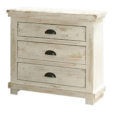 rustic white nightstand. Willow Pine Distressed White Nightstand Rustic E