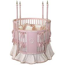 pink baby furniture. poshtots luxury baby furniture pink versailles round crib nursery cribs e