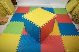 2018 baby mat eva foam interlocking exercise gym floor play mats protective tile flooring carpets 30x30 cm from choicegoods521 0 91 dhgate com
