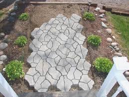 outdoor garden patio ground cover ideas unique decor tips