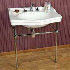 console sink with metal legs 15 console sink with metal legs