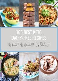 Tempeh is less processed than its soybean cousin, tofu; 165 Best Keto Dairy Free Recipes Low Carb I Breathe I M Hungry