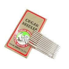 Organ Needles Hax1 130 705h 15x1 90 14 Domestic Sewing