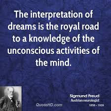 Sigmund Freud Dream Quotes Best of Sigmund Freud Dreams Quotes QuoteHD