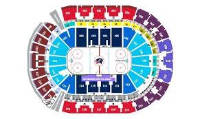 Columbus Blue Jackets Vs The Anaheim Ducks Hockey Tickets
