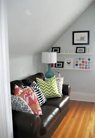 dark furniture decorating ideas. bright pillows for the leather couch jacob and i want to get a this gives me an idea keep cozy dark furniture decorating ideas