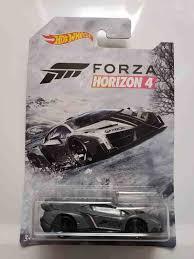 Lamborghini veneno carro control remoto transformer musica. Hot Wheels 2019 Forza Horizon 4 Walmart Exclusive Lamborghini Veneno Gbb64 At Jtc Collectibles