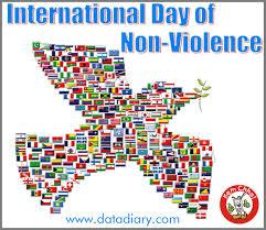 poem on gandhi jayanti in hindi data diary international day of non violence