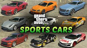 sports car cheat gta 5