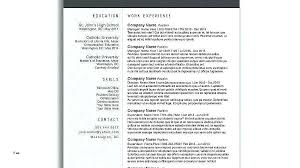 Free Downloads For Resume Templates Resume Templates Downloads Free Emailers Co