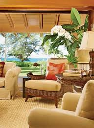Small Picture Hawaiian Decor Aloha Style Tropical Home Decorating Ideas