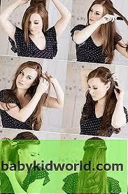 účesy S Tekoucími Vlasy Pro Dospívající Fotografie Módních účesů