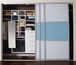 bypass closet doors the clever option for small spaces bedroom
