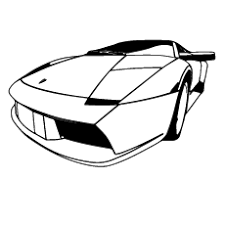 Small Picture Lovely Idea Coloring Pages Race Cars Race Car Coloring Page Book