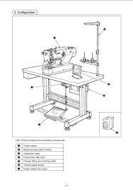 Juki Industrial Sewing Machine Instruction Manual