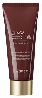 The Saem <b>Крем для шеи антивозрастной</b> Chaga Anti-Wrinkle ...