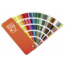 Ral K7 Colour Chart Ral K7 Classic Colour Chart Swatch Fan Deck In Stock