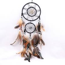 Dream Catcher Poem Unique 32 New Dream Catcher Wall Hanging With Beads Shells Feathers Art