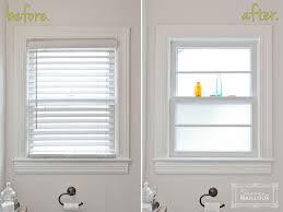 How to make bathroom window curtains | 2016 Bathroom Ideas & Designs