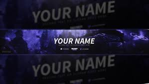 Call Of Duty Ww2 Youtube Banner Template
