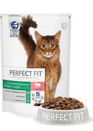 <b>Корм для кошек</b> PERFECT FIT™ премиум класса