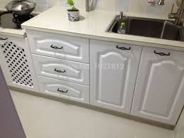 unique kitchen cabinet handles black taste
