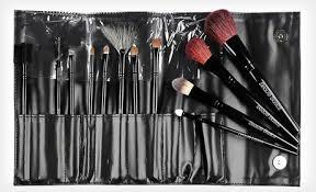 15 for a beaute basics 12 piece professional makeup brush set