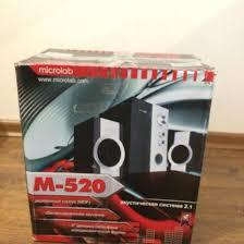 Продам акустическую систему Microlab M-520 – купить в Москве ...
