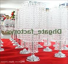crystal chandelier table centerpieces wedding centerpieces crystal inspirational 3 tiers wedding table chandelier crystal table centerpiece