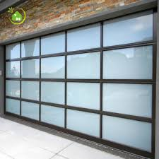 insulated glass garage doors. Full View Safety Insulated Glass Garage Door Interior Doors L