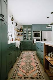 moody green kitchen cabinet paint