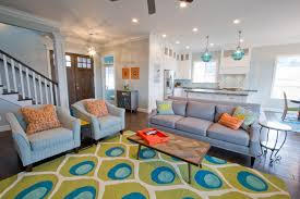 coastal living rooms design gaining neoteric. Cozy Coastal Living Rooms For Modern Home Decor: Area Rug And Coffee Table With Sectional Design Gaining Neoteric Y