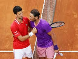 Rafael nadal breaks jannik sinner's serve five times to defeat the italian in straight sets on wednesday evening at the foro italico. Rafael Nadal And I Are The Next Gen Says Novak Djokovic Tennis News Times Of India