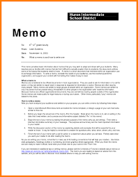 10 Business Memo Template Addressing Letter